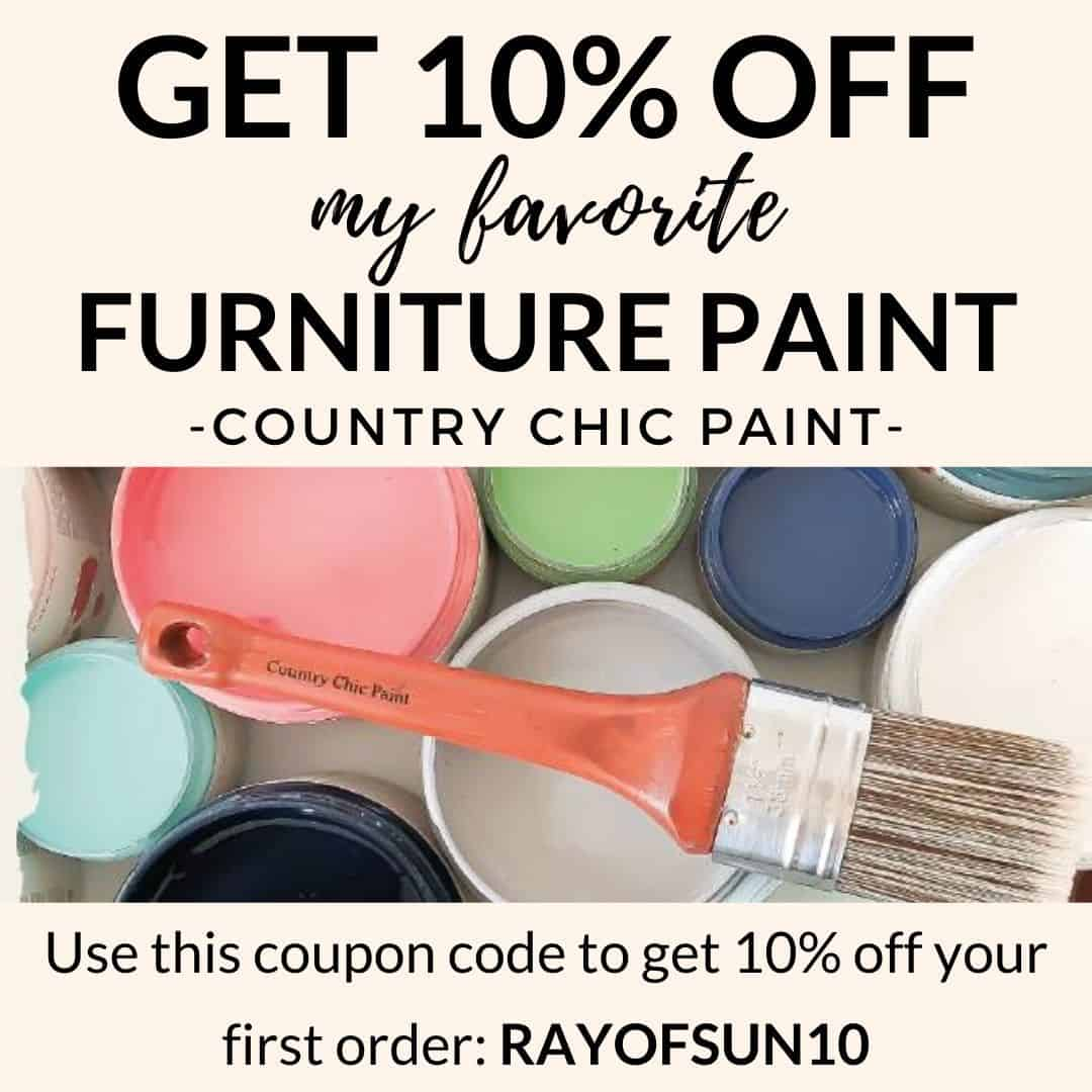 Country Chic Paint Coupon
