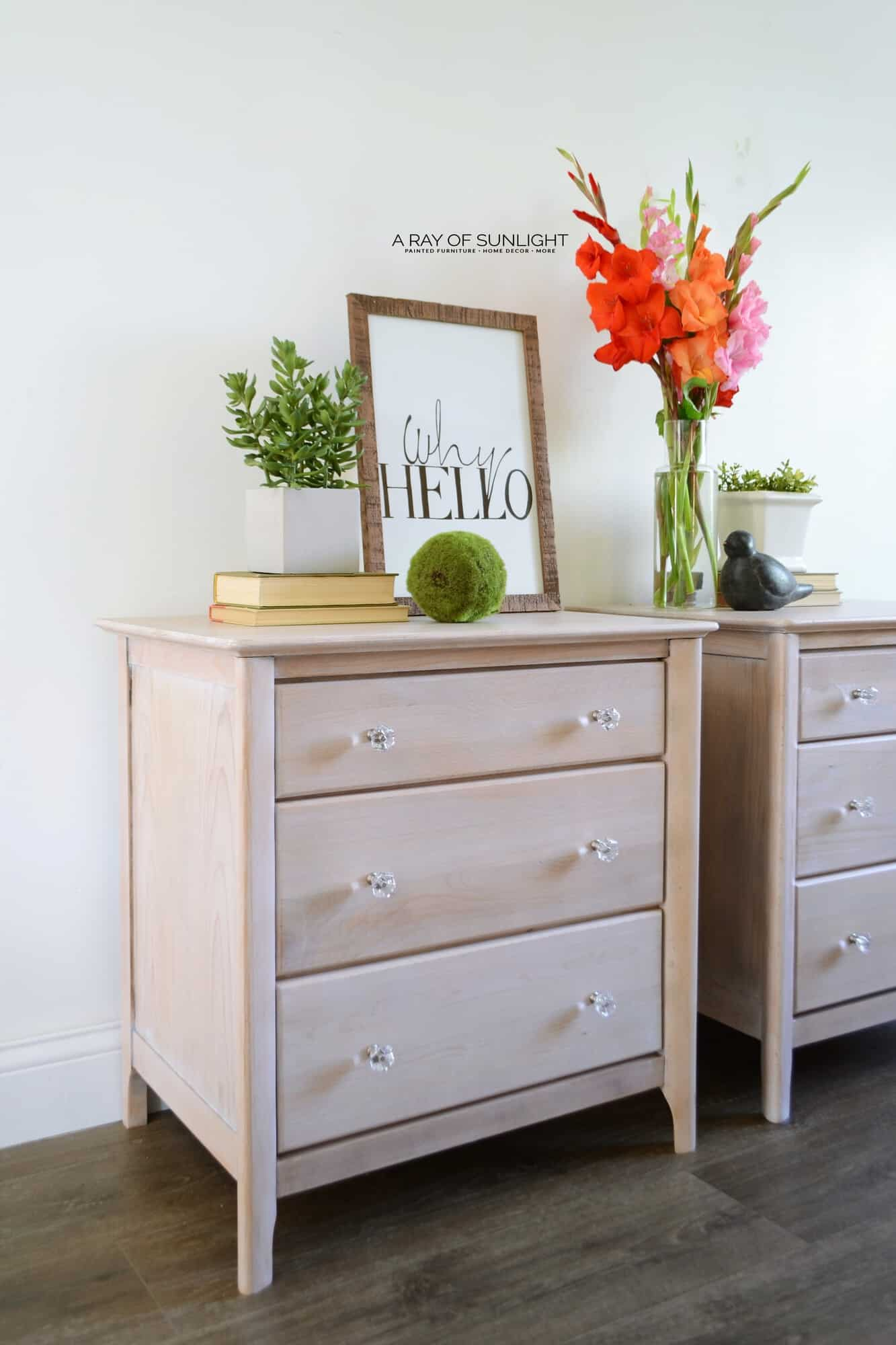 How you can get this modern raw wood look on your next DIY furniture project in simple and easy to follow steps.