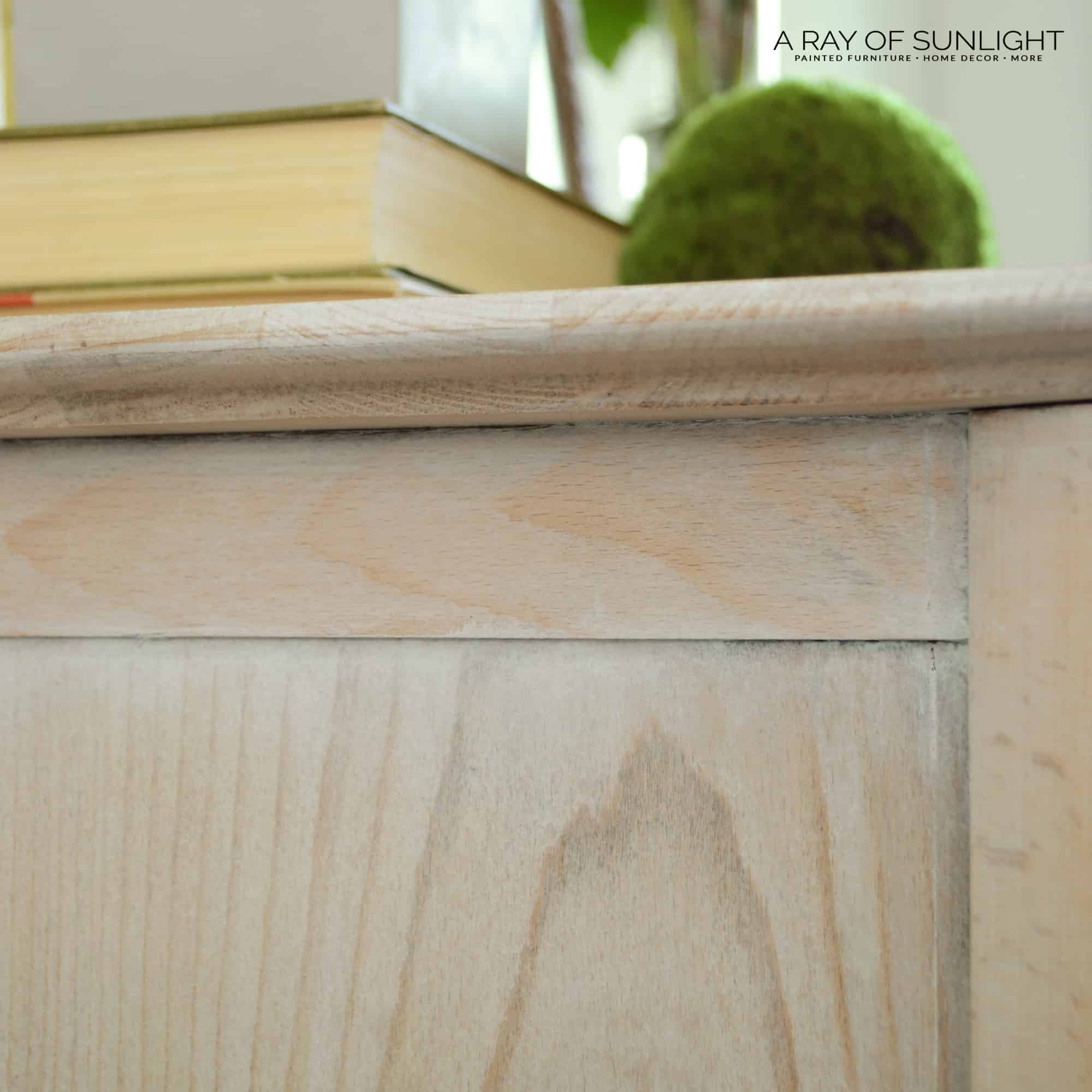 How To Whitewash Wood Create A Natural Raw Finish