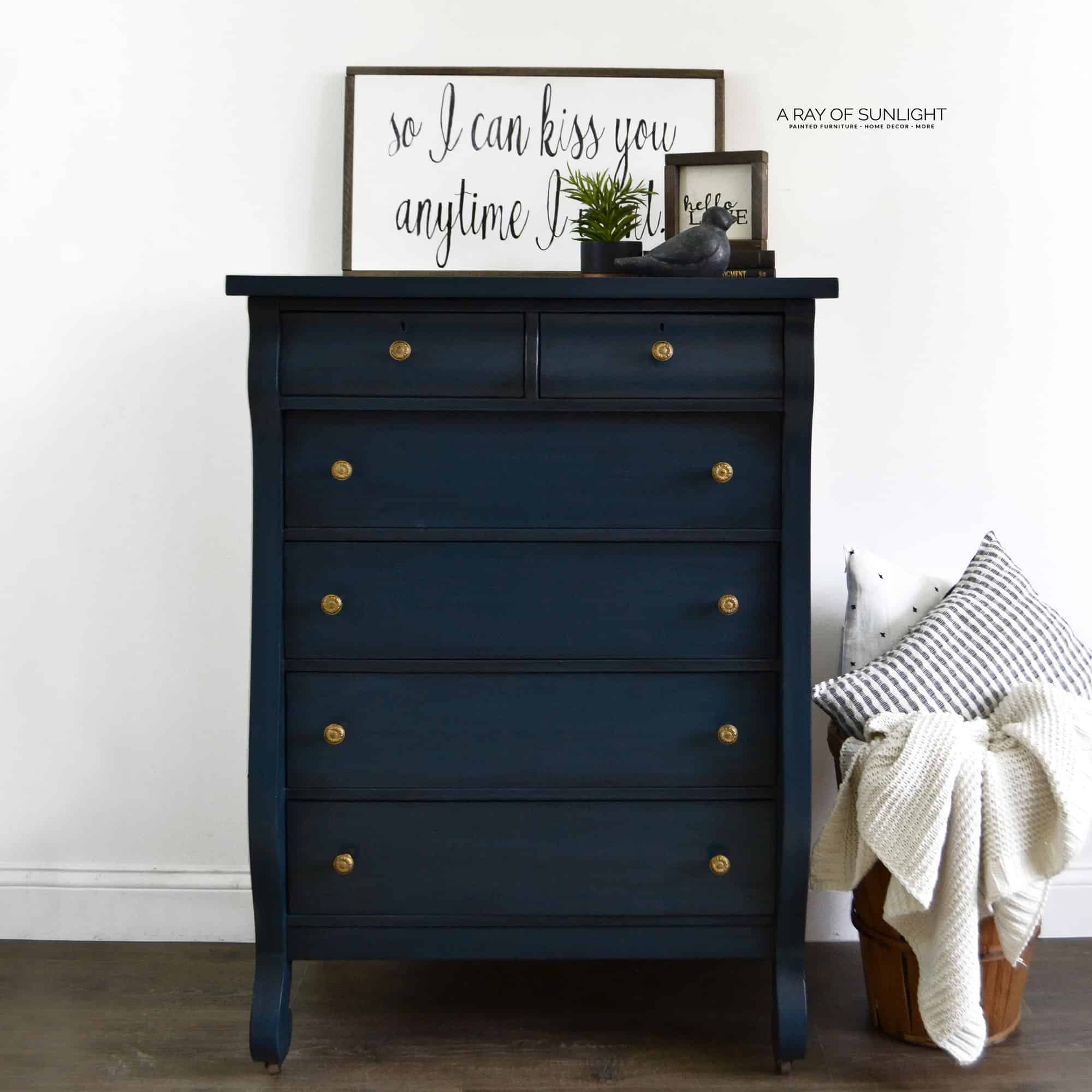 Sold The Empire Dresser Free Shipping A Ray Of Sunlight