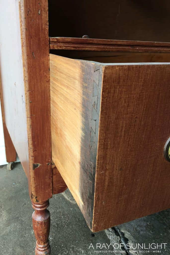 Drawer not sliding easily - no gap