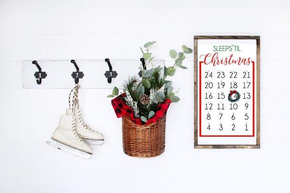 Christmas Countdown, Advent Calendar
