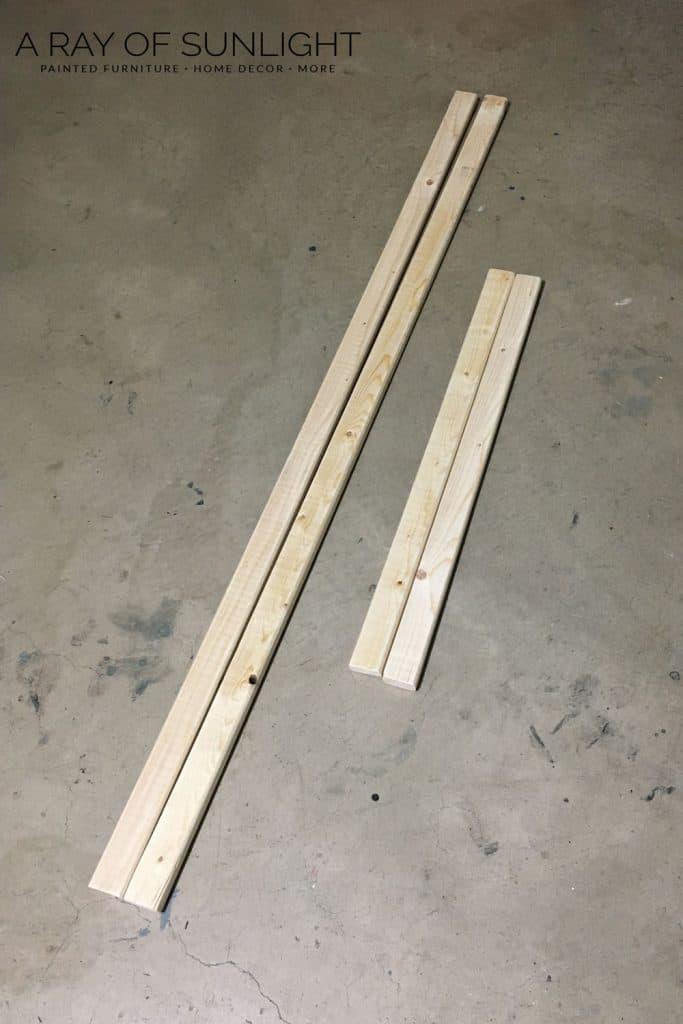 DIY plywood sign  for Christmas