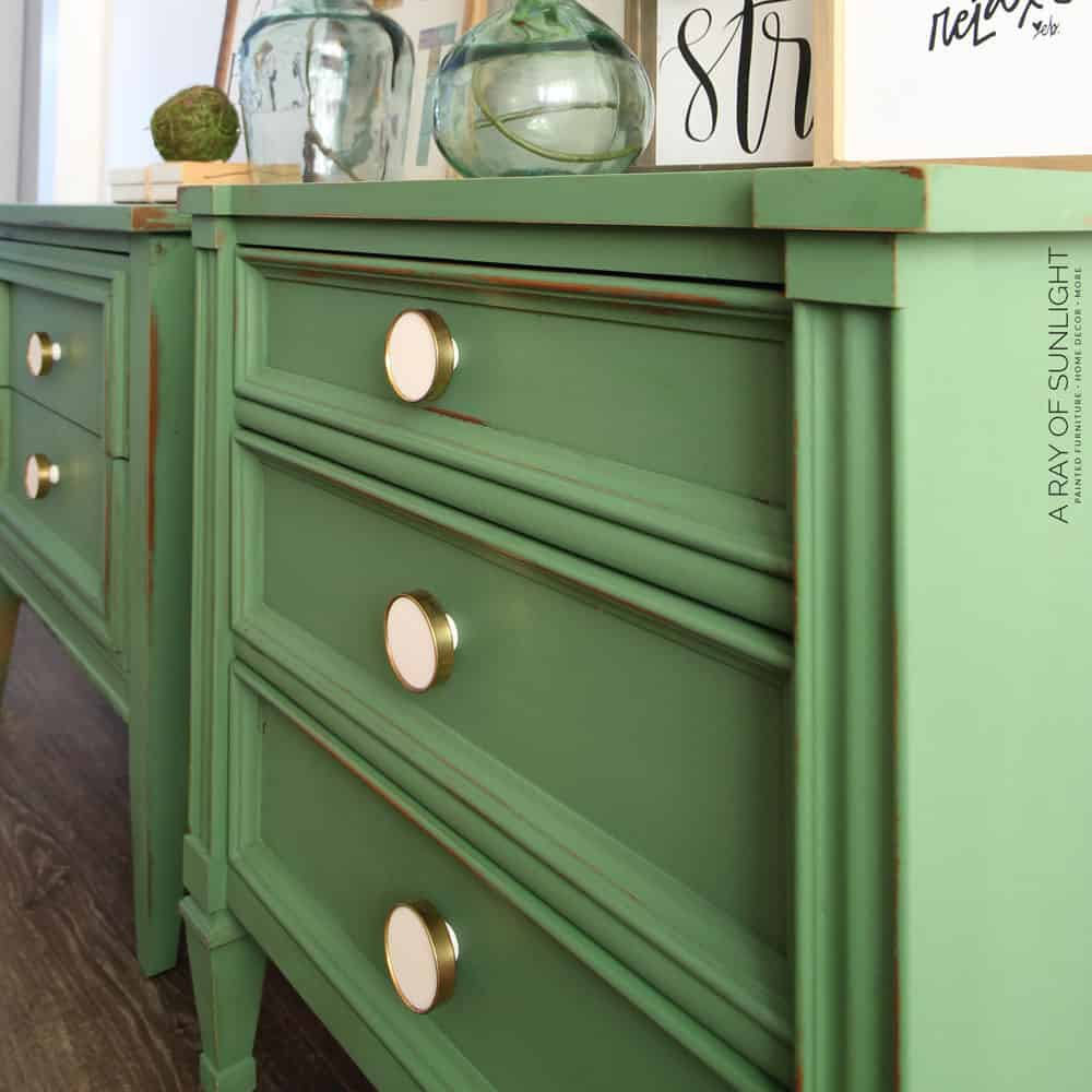 how to seal milk paint