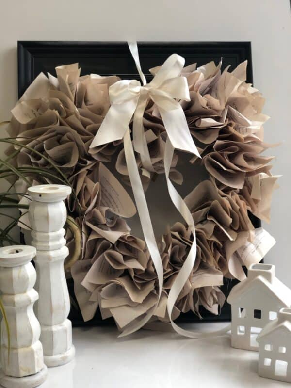 Heart Framed Wreath