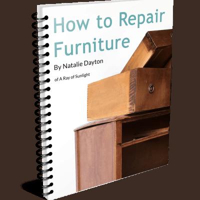 repair damaged furniture