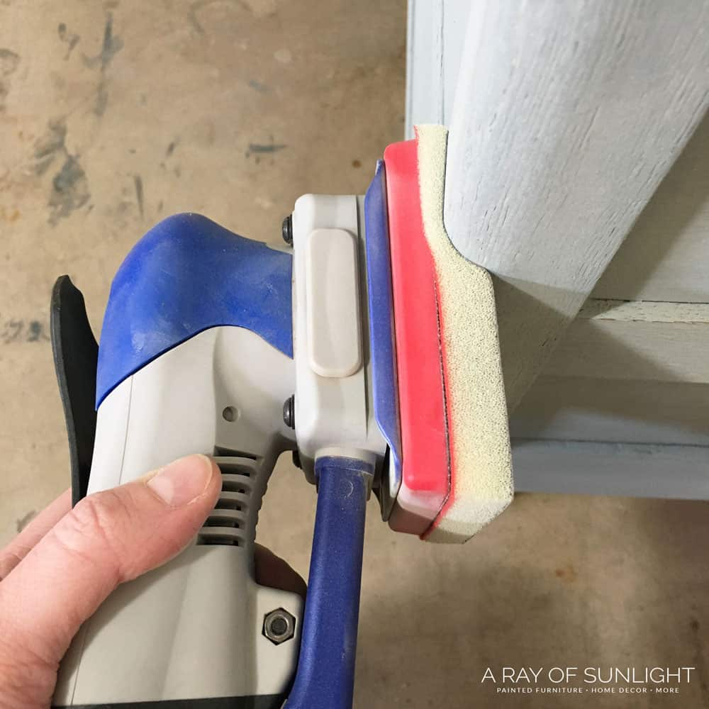 surfprep electric ray sander