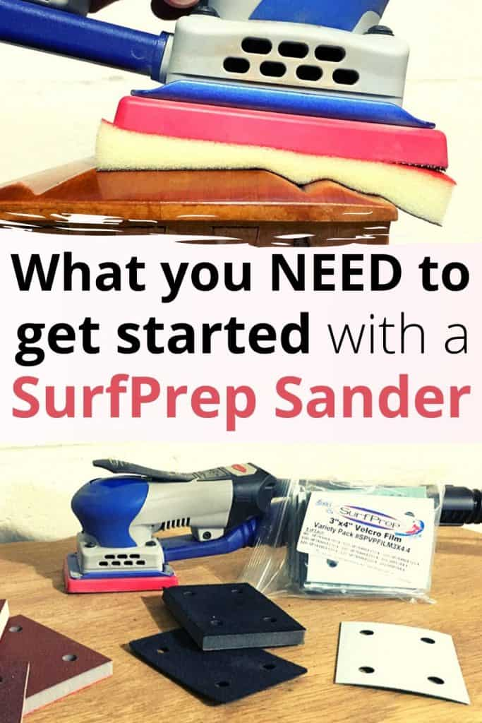 surfprep sanding system
