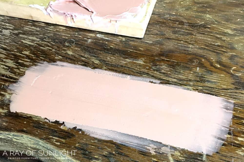 repair bubbled veneer