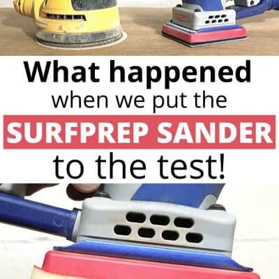 SurfPrep Electric Sander
