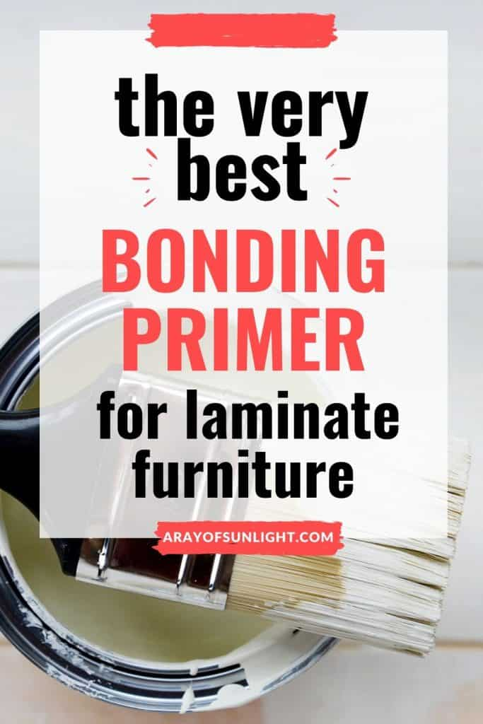 best bonding primer for laminate