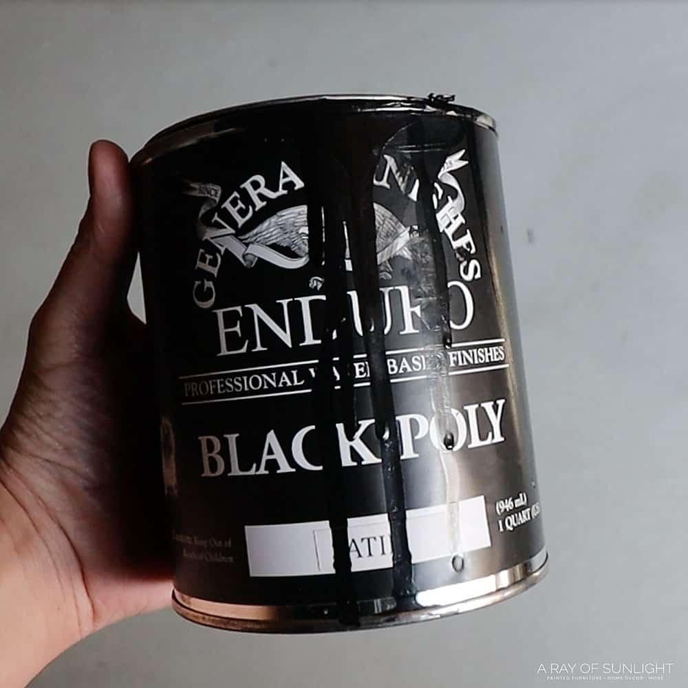 Best Black Furniture Paint