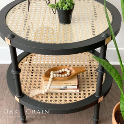 How to Refinish Rattan Furniture