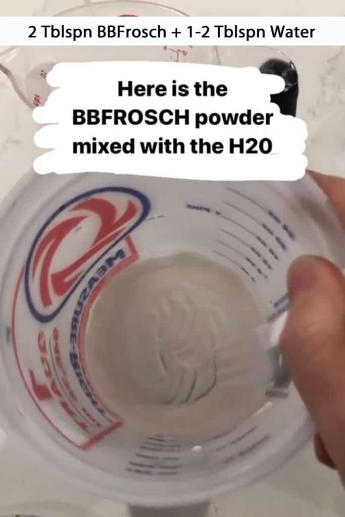 bb frosch paint transformer