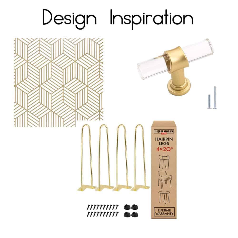 Design Inspiration for Trunk Makeover
