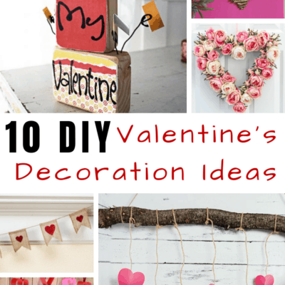 valentines decoration ideas collage