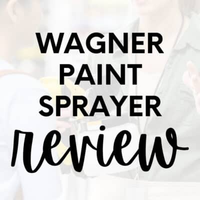 Honest Wagner Double Duty Paint Sprayer Review