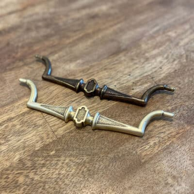 How to Clean Old Furniture Hardware