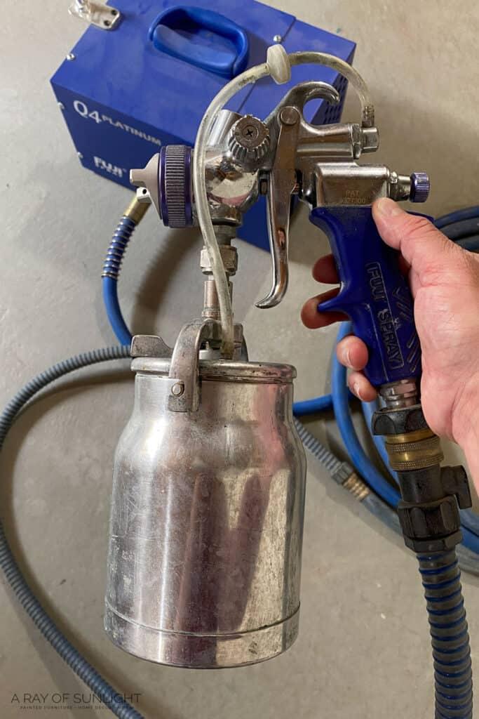 fuji Q4 paint sprayer