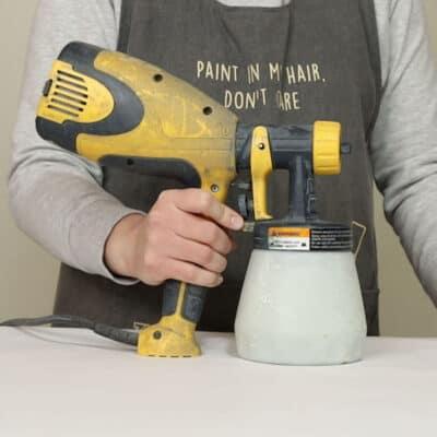 wagner double duty paint sprayer