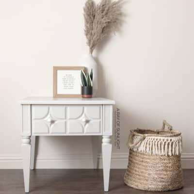 Painting with General Finishes Milk Paint